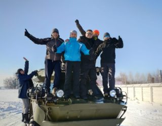 Extreme military-style Adventures