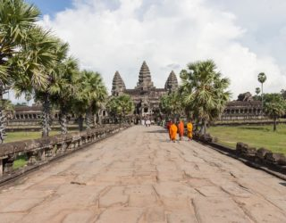 MICE experience in Angkor