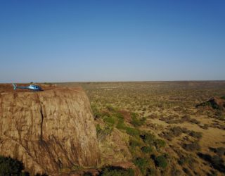 Kenya Scenic Helicopter Safari