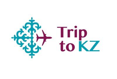 Trip To KZ Logo