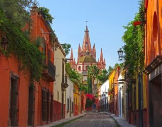 San Miguel de Allende - Luxury.Art.Colonial