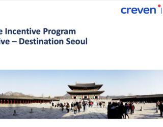 3D 4N Sample Incentive Program of South Korea