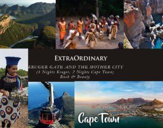 Kruger Gate & The Mother City