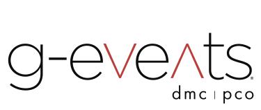 g-events dmc | pco Logo