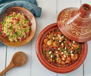 Come and cook with us Chicken Tagine with Olives and Lemon