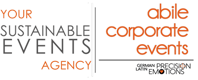 ABILE CORPORATE EVENTS Logo