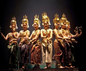 The sacred dance performed for Gods, learn some moves with a Royal Prince