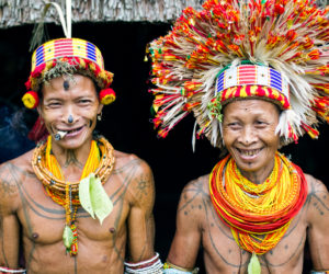 Once in a lifetime Experience: Explore the Mentawai Tribe with a Shaman – Culture & Unique Jungle Trekking
