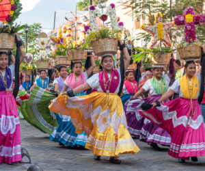 History, nature, gastronomy and colorful manifestations of an indigenous culture in Oaxaca